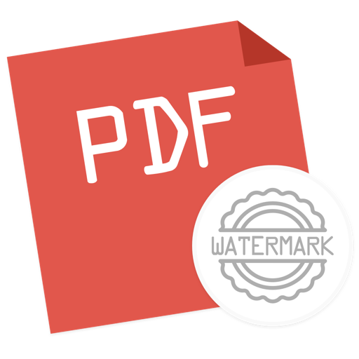 PDF Watermark - Text and Image