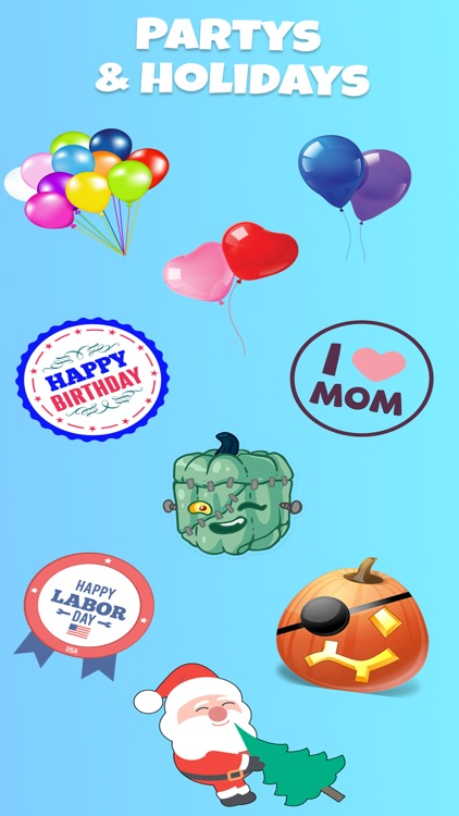 Top Text Stickers for iMessage