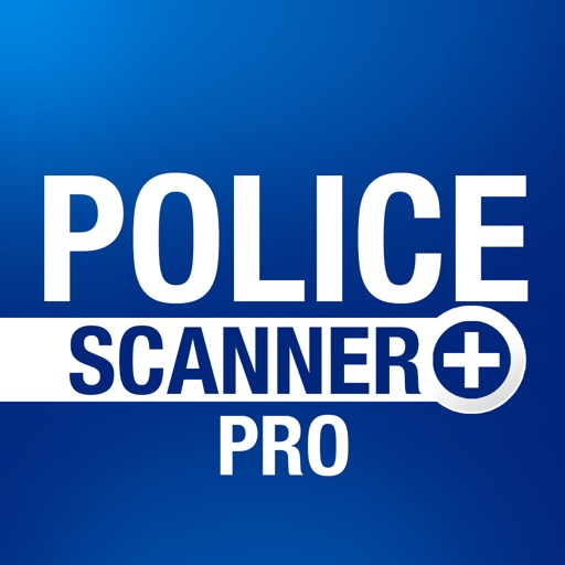 Police Scanner +⁺ icon
