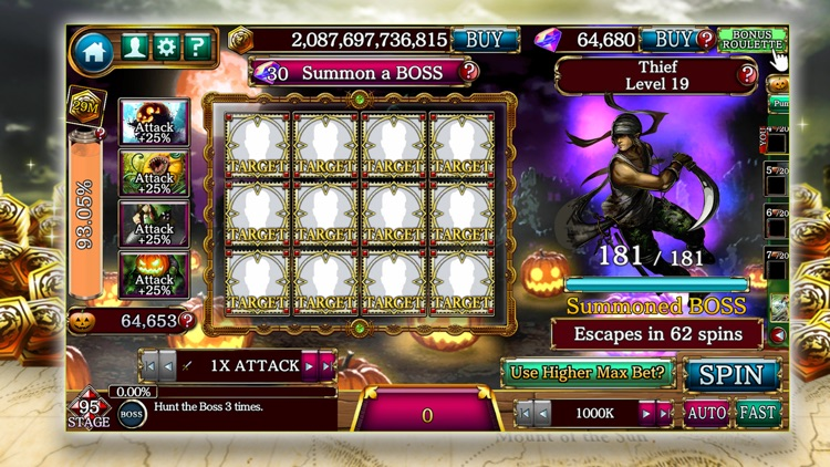 Phantom Chronicle Slots screenshot-4