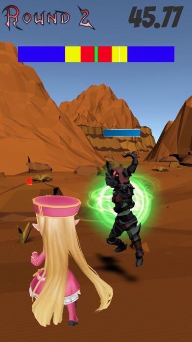 お姫様の狩猟体験 screenshot 2