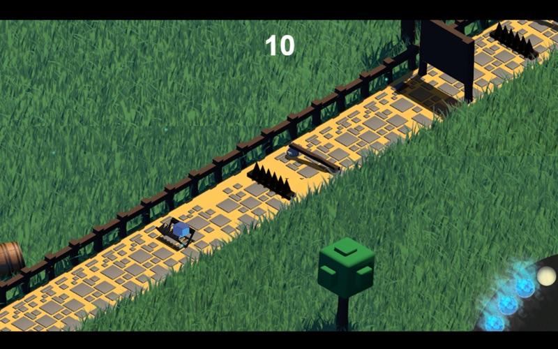 Geometry Runner screenshot 2
