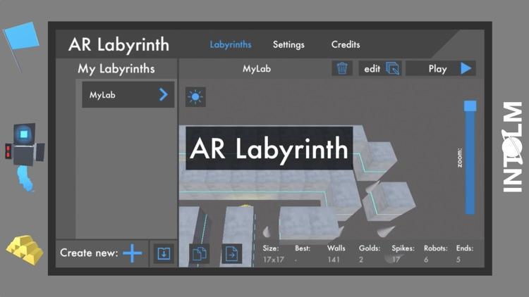 AR Labyrinth screenshot-0
