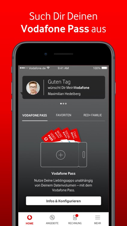 MeinVodafone screenshot-4