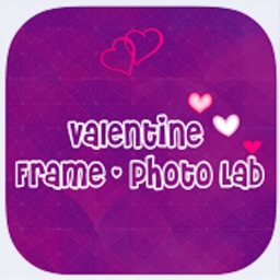 Valentine Frame Photo Lab