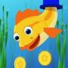 Gold Fish Drop