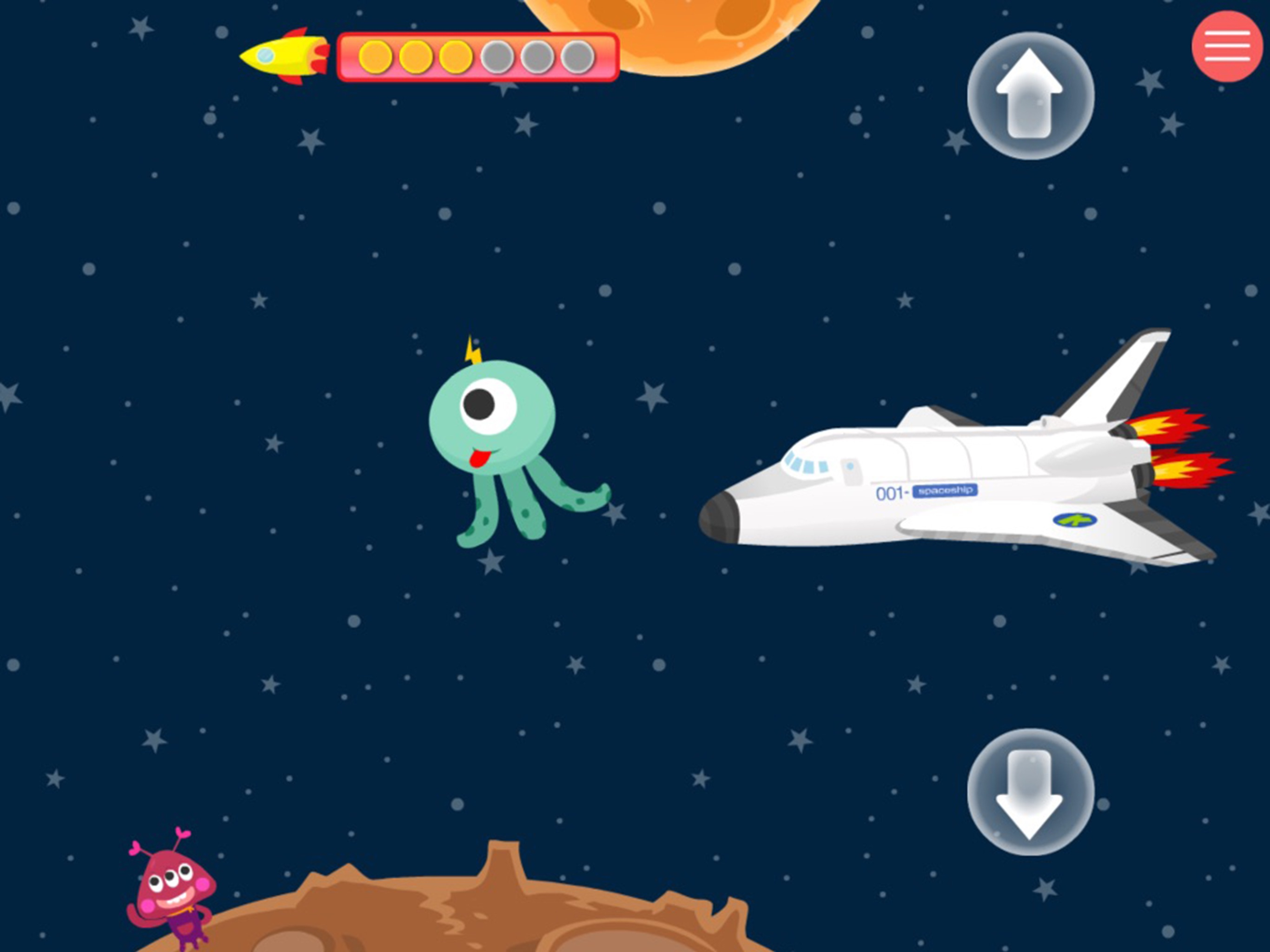LITTLE EXPLORER: SPACE ADVENTURE - 探索太空冒险