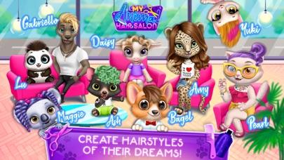 My Animal Hair Salon World screenshot 2