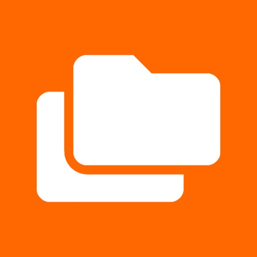 The Orange Folder app logo