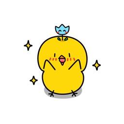 Chick JP Sticker - Season 6
