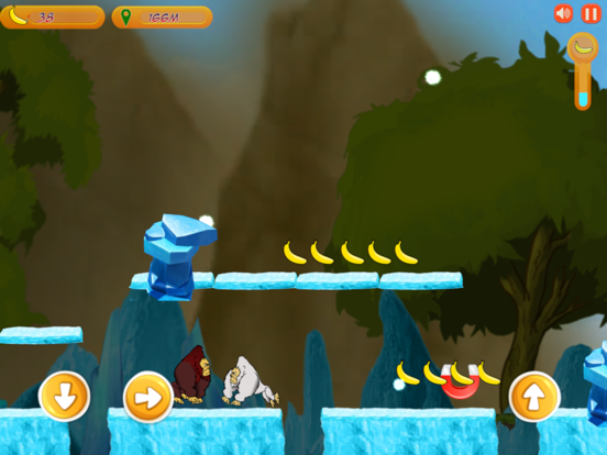 Monkey Kong Adventure screenshot 6