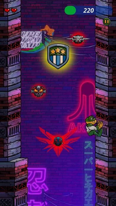 Screen Shot Super Toad Jump 5