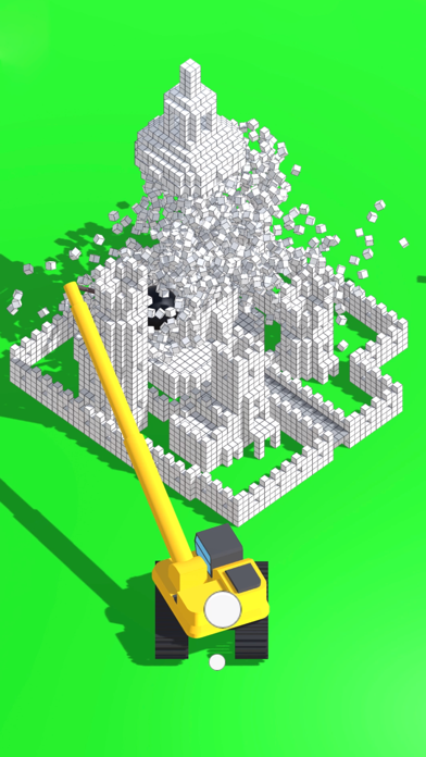 Wrecking Ball - Destruction screenshot 1