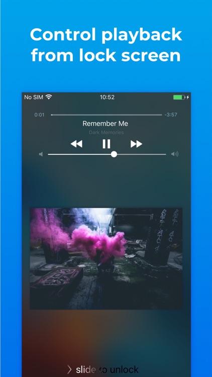 Music Paradise Player screenshot-4