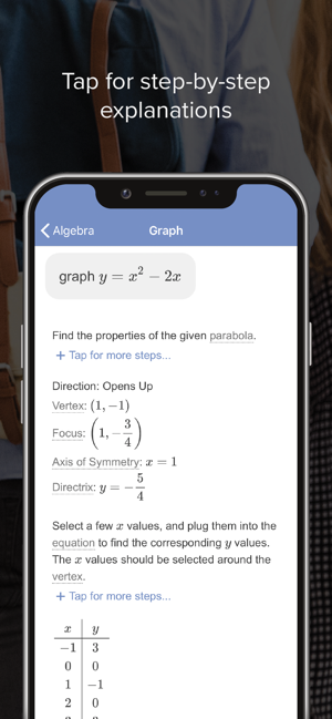 Mathway on the App Store on