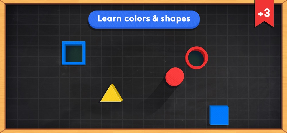 Busy Shapes & Colors Cheat Codes