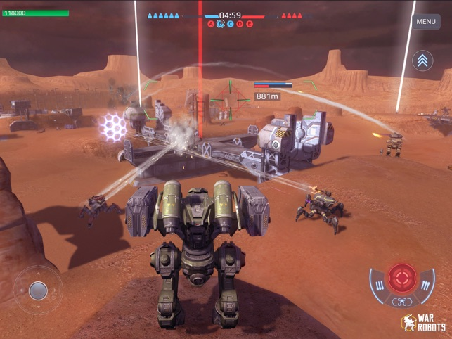War Robots cheats and free codes download