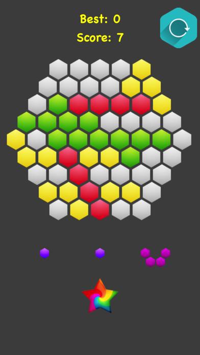 Join Blocks - Hexagonal Merger screenshot 5
