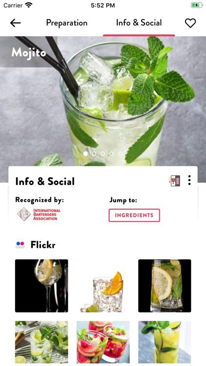 Cocktails App: Drinks Database screenshot-8