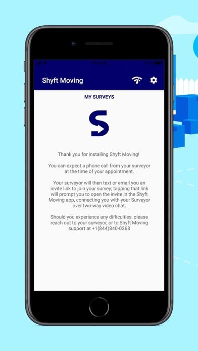 Shyft Moving screenshot one