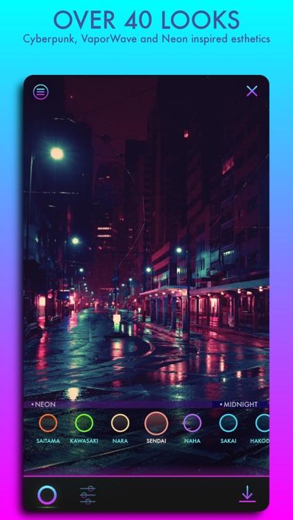 Neoncam