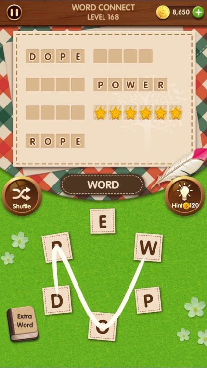 WordGames: Cross,Connect,Score screenshot-3