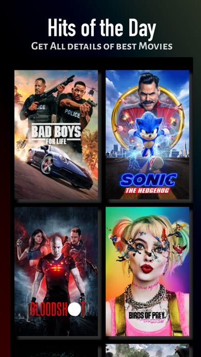 MovieHub, Search with Popcornのおすすめ画像1