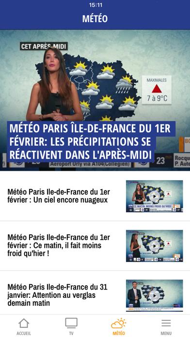 BFM Paris sur pc
