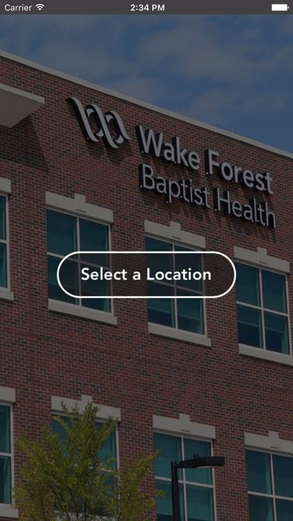 WakeHealth-Wayfinder by Wake Forest Baptist Health