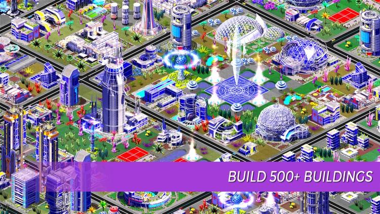 Designer City: Space Edition screenshot-4