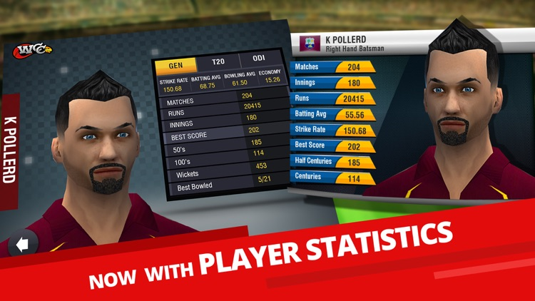World Cricket Championship 2 screenshot-4