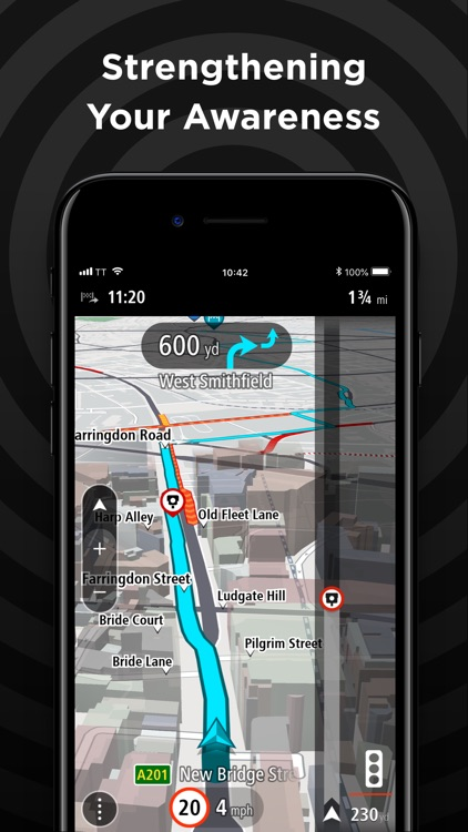 TomTom GO Navigation screenshot-4