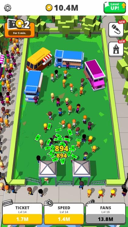Idle Concert screenshot-5