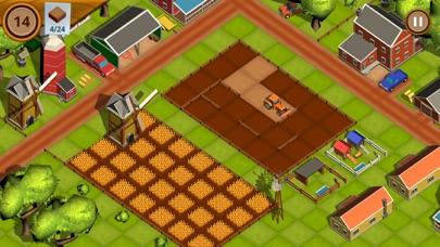 TractoRush : Cubed Farm Puzzle screenshot 6