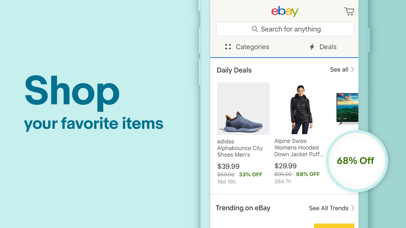download eBay Shopping - Buy and Sell apps 5