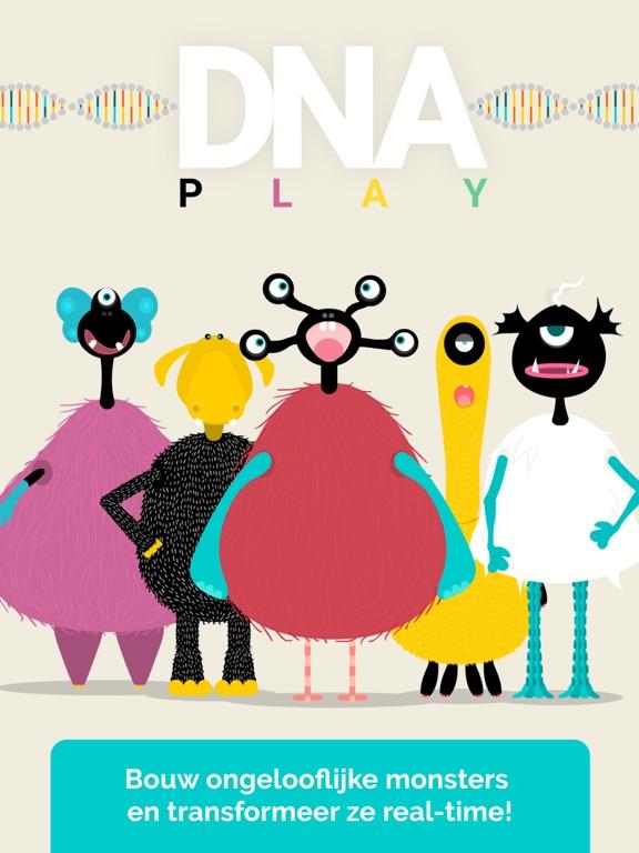 DNA Play iPad app afbeelding 1