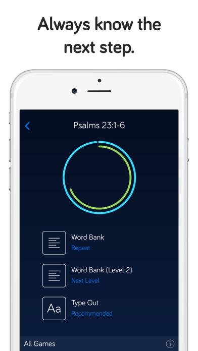 Verses - Bible Memory Screenshot