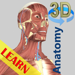 ‎3D Anatomy Learning