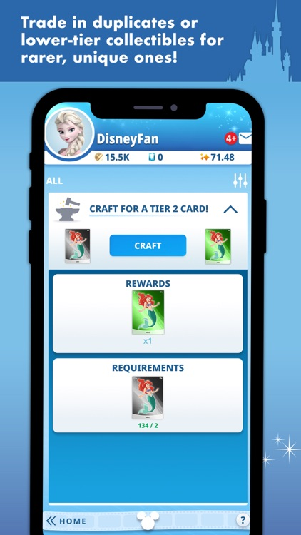 Disney Collect! by Topps screenshot-4