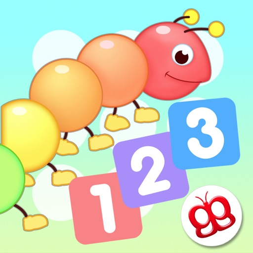 Toddler Counting 123 icon