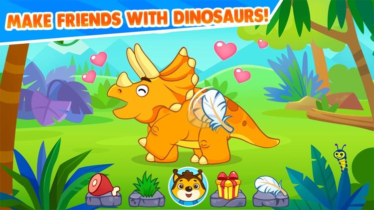 Dinosaur games for kids age 5 screenshot-3