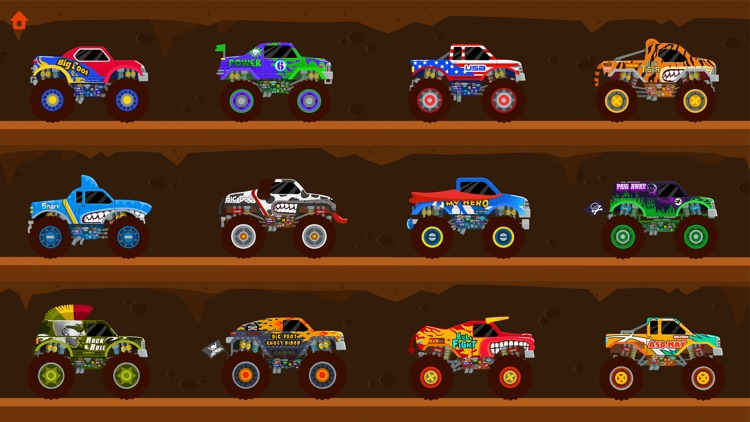 Monster Truck Go: Racing Games screenshot-0