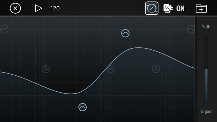 Parametric Equalizer screenshot-3