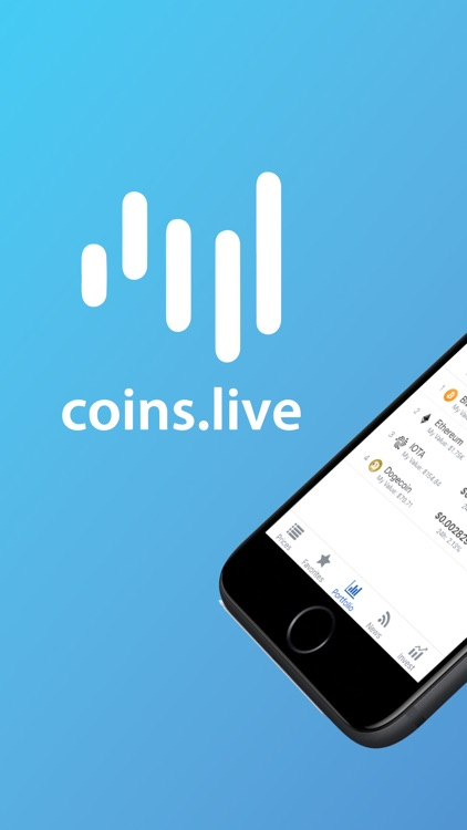 Coins Live: Crypto Market Cap