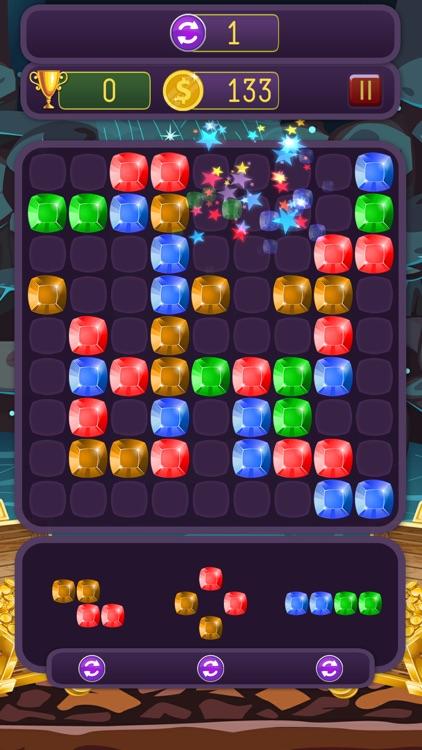 Gems Elixir- Block Puzzle Game screenshot-5