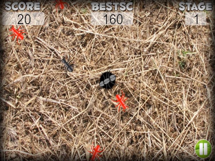 Bug Destroyer HD screenshot-3