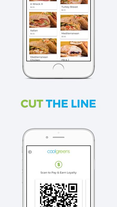 Coolgreens Rewards screenshot 2