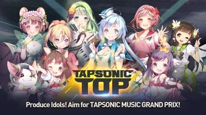 TAPSONIC TOP - Music Game screenshot 1