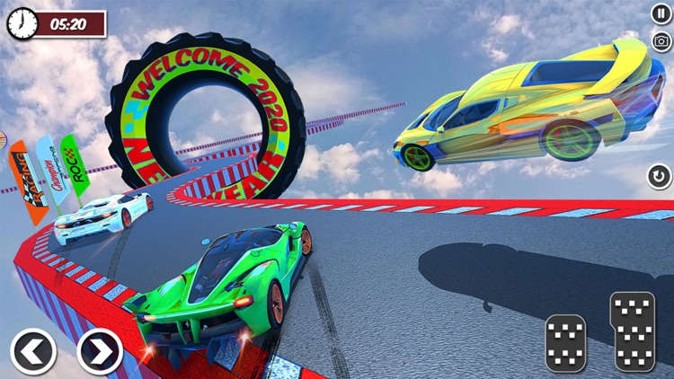 Impossible Racing Stunts