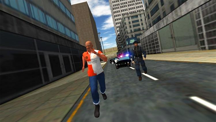 Prison Transporter Police Car screenshot-4